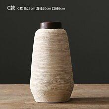 BGSV moderne retro - vase wohnzimmer tabelle weichen dekoration vase ornamente,drei