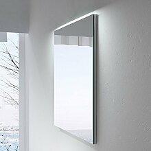 BH: 60x70cm Rahmenloser Design Wandspiegel