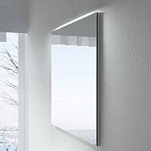 BH: 90x70cm Rahmenloser Design Wandspiegel