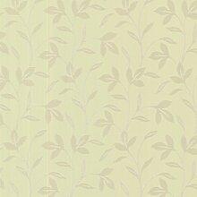 BHF 2532–20483Cynthia Tonal Leaf Trail Tapete–hellgrün