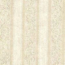 BHF 2601-20841 Scroll Farnworth Neutral Streifentapete
