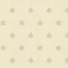 BHF 2601-20850 Bolton hellgrün Fleur De Lis Tapete