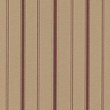 BHF 2601-20885 burgunderfarben Grafton Streifentapete