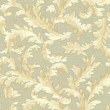 BHF 2601-20889 Tapete acantus Trail Harper hellgrün