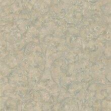 BHF 987–56536Lanza Scroll Tapete–Braun