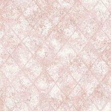 BHF fd22329Wieder Quecksilber Glas Tapete–Pink