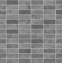 BHF fd40116CERAMICA Stone Fliesen Küche und Badezimmer Tapete–Slate