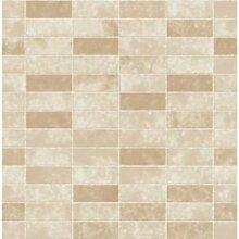 BHF fd40118CERAMICA Stone Fliesen Küche und Badezimmer Tapete–Gold