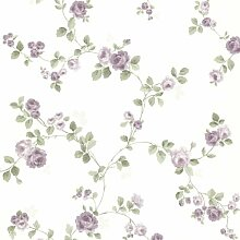 "BHF fd68729 """"Claremont Rose Trail"""" Tapete, Viole"