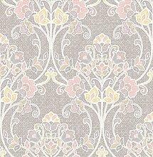 BHF sz001809Kismet Wander Pink Nouveau Floral