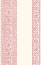 BHF sz001831Kismet Dream Pink Paisley Streifen