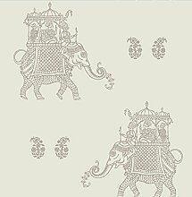BHF sz001840Kismet Whisper Grau Elefant Tapete