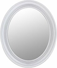 BHP Wand Spiegel oval Bade Zimmer Barock antik