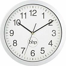 BHP Wand Uhr Quartz klassisch Design Küche Wohn