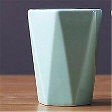 BHUIJN Tasse,ohne Henkel Reguläres PolygonPaar