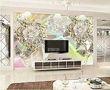 BHXIAOBAOZI Tapeten Fototapete Custom Wallpaper 3D