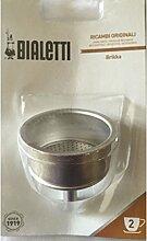 Bialetti 0800113Trichter, Aluminium, Edelstahl,