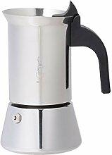 Bialetti Venus 4 Tassen Espressokocher/Induktion /