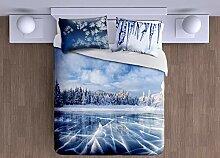 BIANCHERIAWEB Bettwäsche Digitaldruck Lago