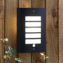 Biard E27 Wandlicht – Gehäuse aus schwarzem