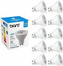Biard LED GU10 Deckenstrahler - Einbau-Spot
