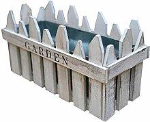 Biback Deck Geländer Pflanzer Rechteck Fenster