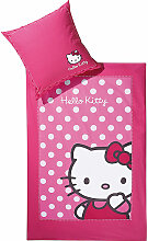 Biber Bettwäsche ´´Hello Kitty´´