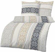 bettw sche bergr e 155x220 bis zu 70 sparen lionshome. Black Bedroom Furniture Sets. Home Design Ideas