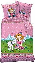 Biber Kinder Bettwäsche Prinzessin Lillifee Motiv