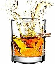Bibykivn Whiskey Glas personalisiert,Whisky