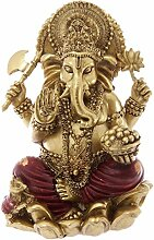 bick.shop Ganesha Statue Hinduismus Buddha