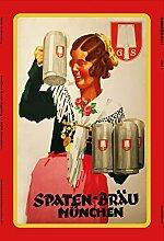 Bidesign Spaten Bräu Bier München