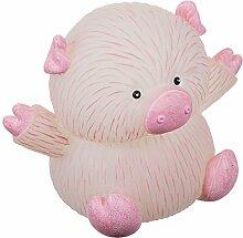 Bieco 04018358 - Kinderlampe Schweinchen mit