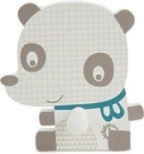 BIECO Garderobenhaken Bieco Garderobe Kinder Panda