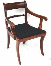 Biedermeier Sessel, 1830er