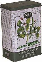 Bienen Samen Starter-Set Dosen Gemüse Klettern