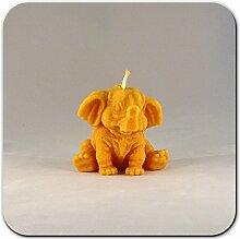 Bienenwachskerze, Elefant Charles