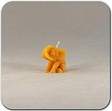Bienenwachskerze, Elefant Willi