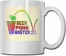 Bier Pong Master Fashion Persönlichkeit Becher,