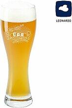 Bierglas - Bester Opa der Welt: ein