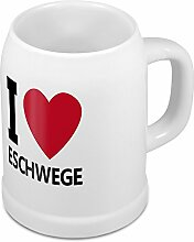 Bierkrug mit Stadtnamen Eschwege - Design