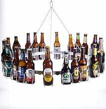 BIERSAFE Bier-Kranz/Ring für 24 Flaschen