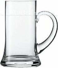 Bierseidel 0,5L Franziskus