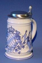 Bierseidel Bier-Krug Burgherrenseidel mit