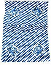 Bierzeltgarnitur, Tischdecke Biertisch 260 x 80