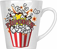 Big Bucket Of Popcorn 34 cl Latte Tasse gg521L