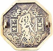Big Feng Shui Bagua Spiegel, Schutz Y1052 8.51 cm