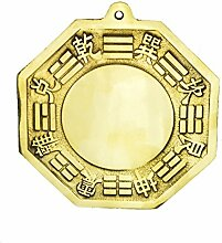 Big Feng Shui Messing Bagua Spiegel Schutz Charm