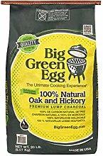 Big Green Egg Hochwertige Bio-Holzkohle 9 kg 390011