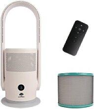 BIGTREE Tischturmventilator Ventilator mit Heiß-